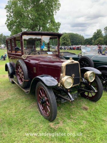 Talbot 25/50 limousine