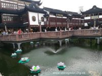 Yuyuan garden old Shanghai